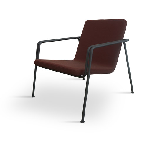 New Best Friend Lounge Chair von Wehlers | Loungesessel