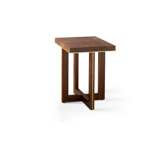 Fretwork Side Table de Altura Furniture | Tables de chevet