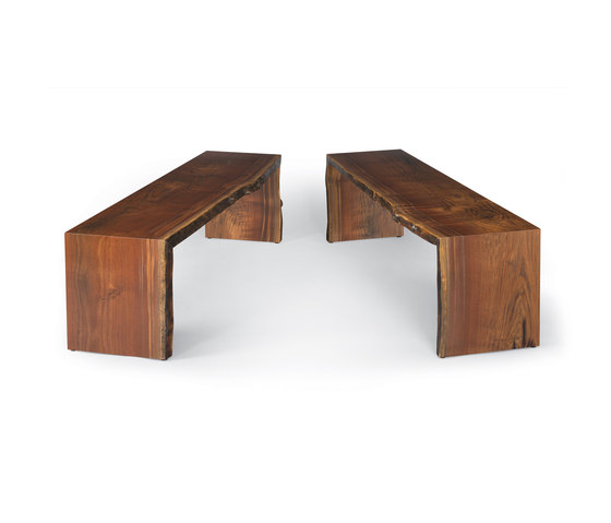 Timbre Bench Live Edge by Altura Furniture | Benches