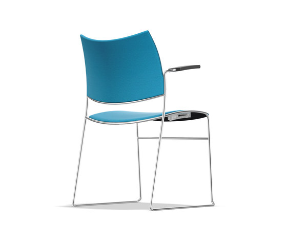 Curvy 1288/10 by Casala | Chairs