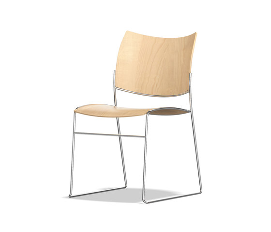 Curvy 3288/00 by Casala | Multipurpose chairs