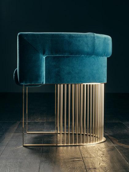 Chat Noir – BONHEUR Chair by GIOPAGANI | Chairs