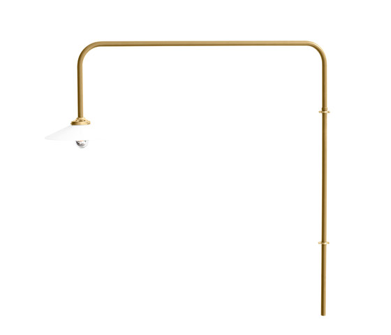 hanging lamp | n°5 brass by valerie_objects | Wall lights