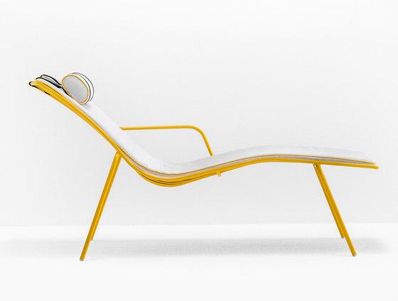 Nolita Chaiselongue 3654 by PEDRALI | Sun loungers
