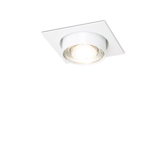 wittenberg wi4-eb-1e 9016 di Mawa Design | Lampade soffitto incasso