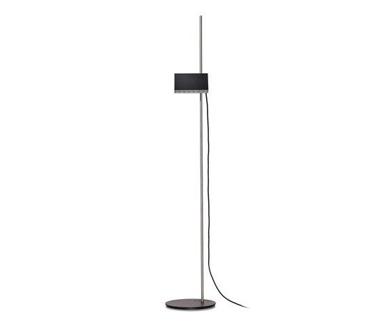 FlatBoxLED fbl-sl di Mawa Design | Lampade piantana