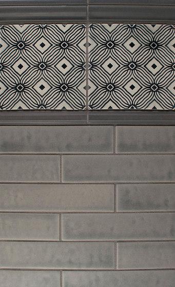Embossed Series von Pratt & Larson Ceramics   Keramik Fliesen