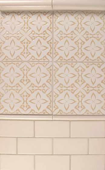 Embossed Series by Pratt & Larson Ceramics | Ceramic tiles