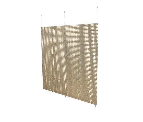 Geometric screens | degrade holes de Piegatto | Separación de ambientes