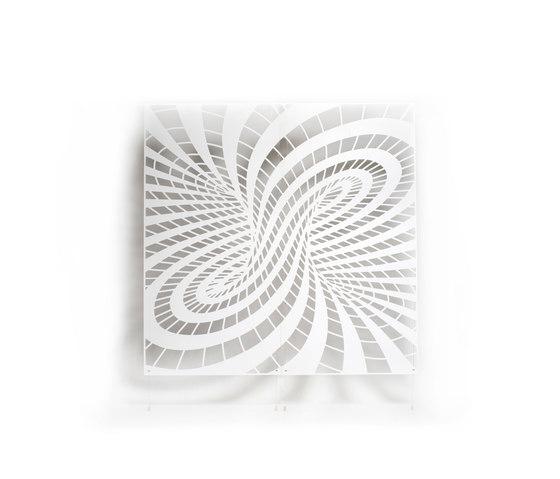 Parametric screens | torus de Piegatto | Separación de ambientes