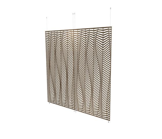 Geometric screens | zig-zag de Piegatto | Separación de ambientes