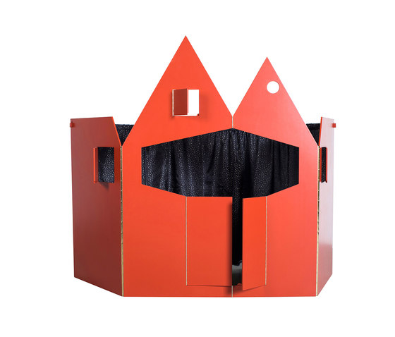 puppet theatre | red de valerie_objects | Jouets