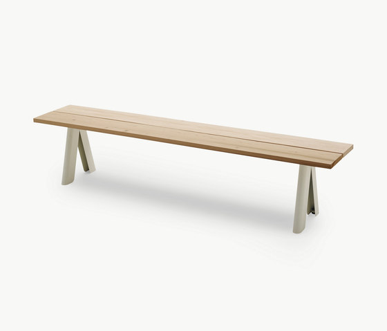 Overlap Bench by Skagerak | Benches