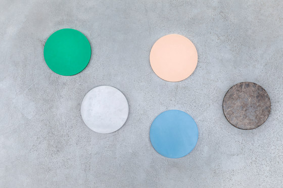 five circles | set a by valerie_objects | Chopping boards