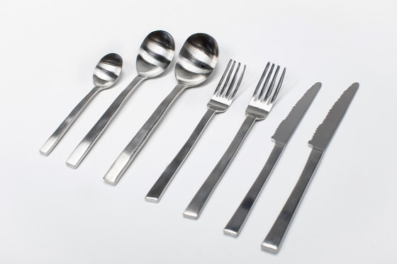 cutlery | stainless steel by valerie_objects | Cutlery