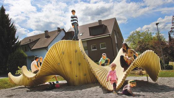 moveART climbSlide 8 by BURRI | Playground equipment