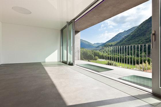 Skyfloor BL de Taghell | Types de fenêtres