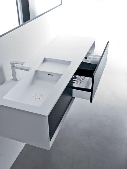 Square by Falper | Wash basins