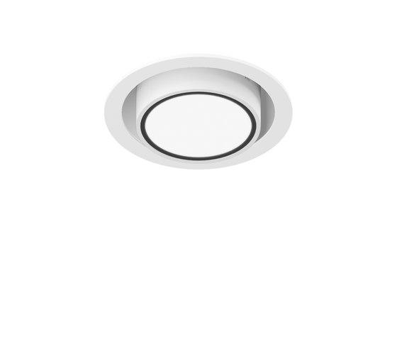 lui piano v di Occhio | Lampade soffitto incasso
