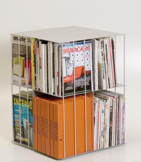 Krossing Rotante Magazines de Kriptonite   Estantería