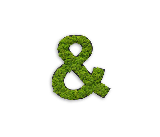 pictogram | special characters with moss by styleGREEN | Symbols / Signs