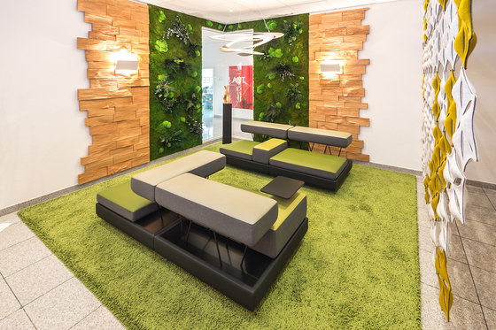 individual | greening plant Island by styleGREEN | Living / Green walls
