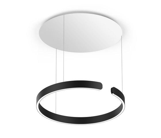Mito sospeso 60 by Occhio | Suspended lights
