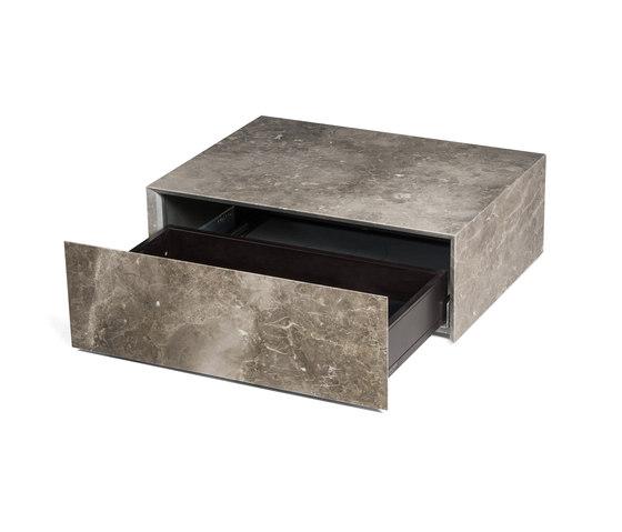 Ciane modular drawers by Salvatori | Bath side boards