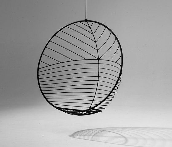 Bubble Circle hanging swing chair de Studio Stirling | Columpios