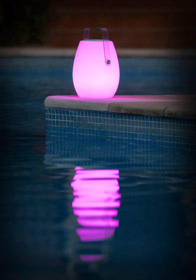 Barrel 3049 by MANTRA | Outdoor floor lights