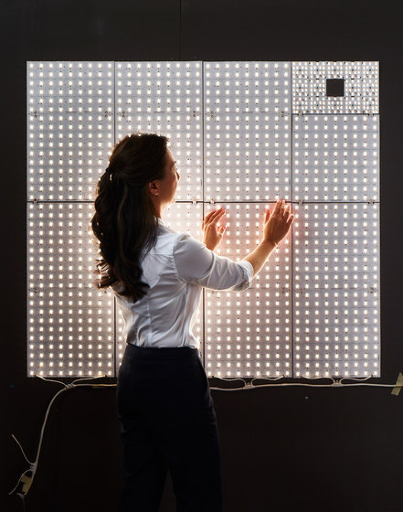 TILE Tunable White by Cooledge | Wall lights