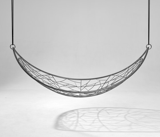 Melon Lounger hanging chair de Studio Stirling | Balancelles