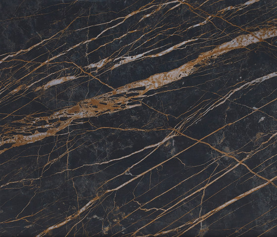Laminam Cava Nero Greco Polished by Crossville | Ceramic panels