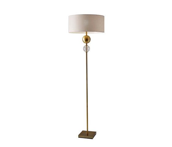 chloe floor lamp free standing lights from ads360. Black Bedroom Furniture Sets. Home Design Ideas