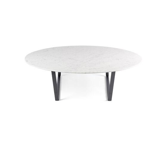 Dritto Coffee Table Ø 90 cm von Salvatori | Couchtische