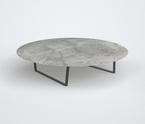 Dritto Coffee Table Ø 120 cm de Salvatori | Tables basses