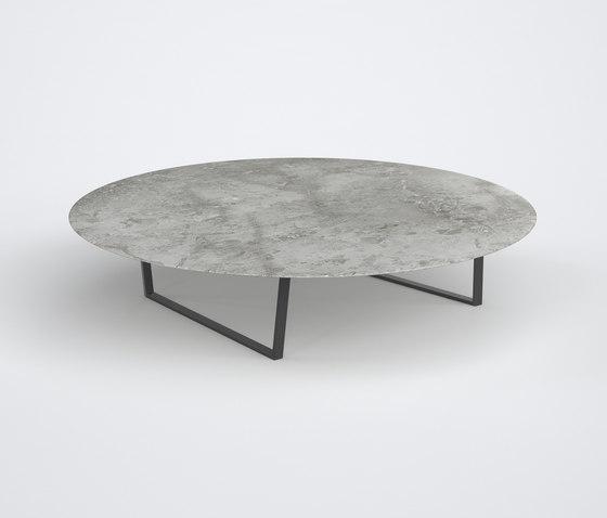 Dritto Coffee Table Ø 120 cm by Salvatori | Coffee tables