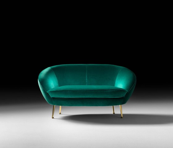 Giulia Sofa by black tie | Sofas