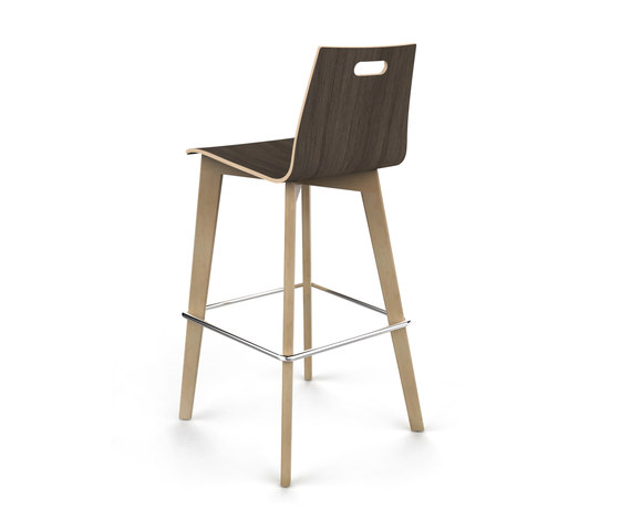 Rapson Forty-Eight Bar/Counter by Leland International | Bar stools