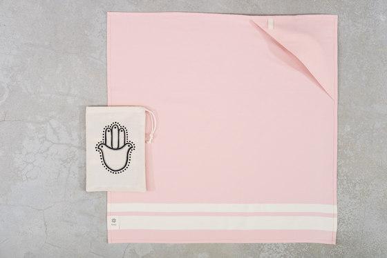 Classique Baby dusty pink de fouta | Toallas