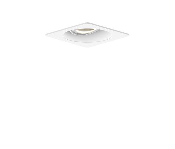 Più piano in square di Occhio | Lampade soffitto incasso