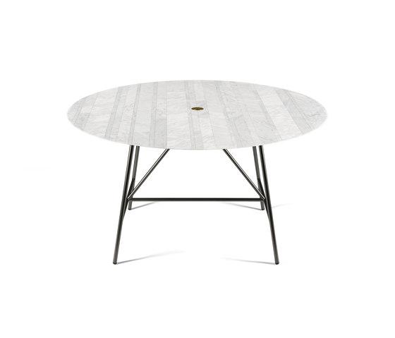 W Dining Table Ø150 cm von Salvatori | Esstische