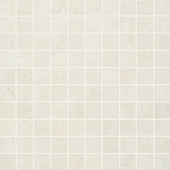 Anthology Marble Mosaico Classic Luxury White de EMILGROUP | Mosaicos de cerámica