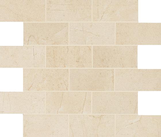 Anthology Marble Mosaico Wall Royal Marfil by EMILGROUP | Ceramic mosaics