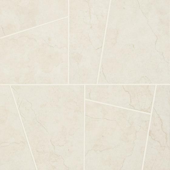 Anthology Marble Mosaico Trend Luxury White de EMILGROUP | Mosaïques céramique