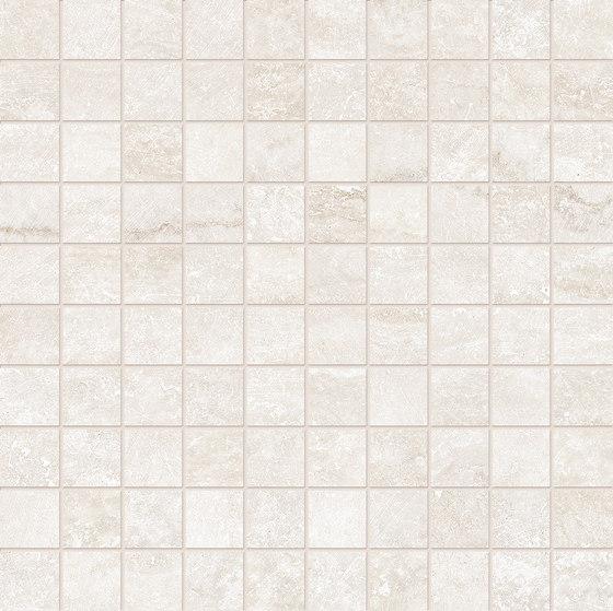Eterna Mosaico Aurelia Avorio de EMILGROUP | Mosaïques céramique