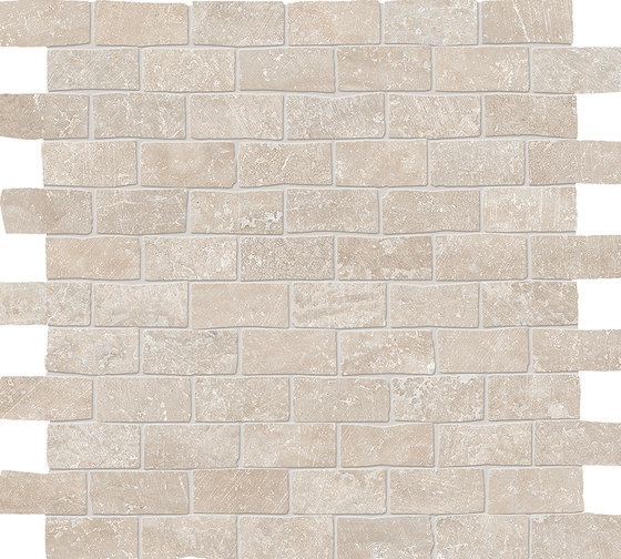Eterna Mosaico Appia Beige by EMILGROUP | Ceramic mosaics