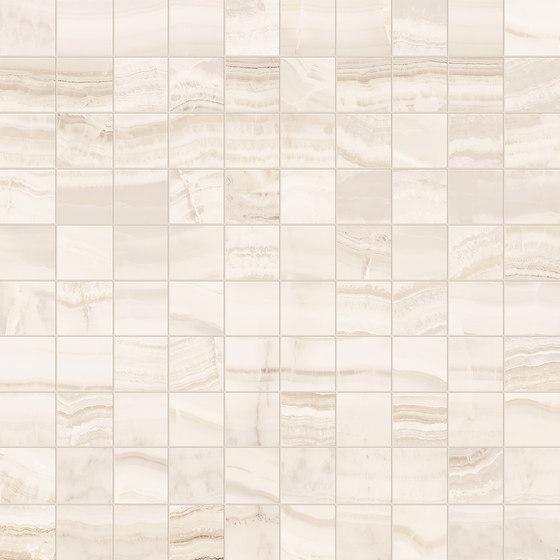 Marmore Mosaico Wiligelmo Beige de EMILGROUP   Mosaicos de cerámica