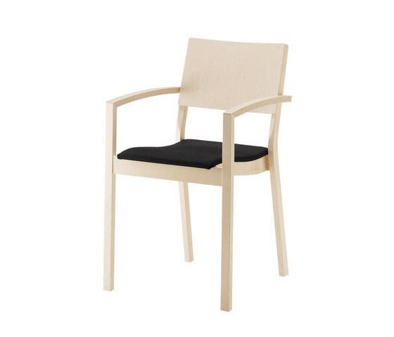 Alias | armchair raised de Isku | Chaises
