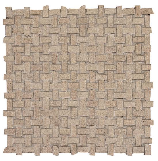 Petra Intreccio Nut de EMILGROUP | Mosaicos de cerámica